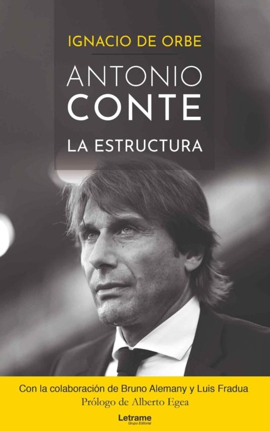 Antonio Conte. La estructura.