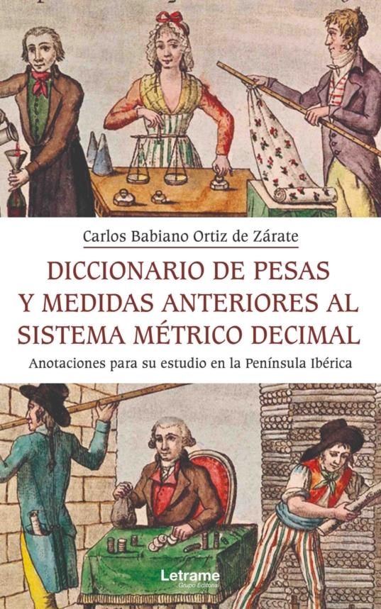 Diccionario de pesas