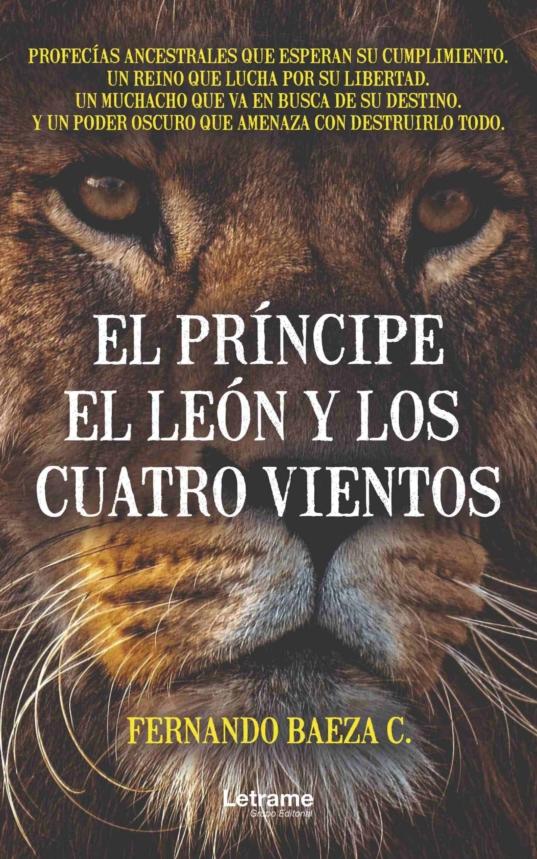 El principe el león y los cuatro vientos