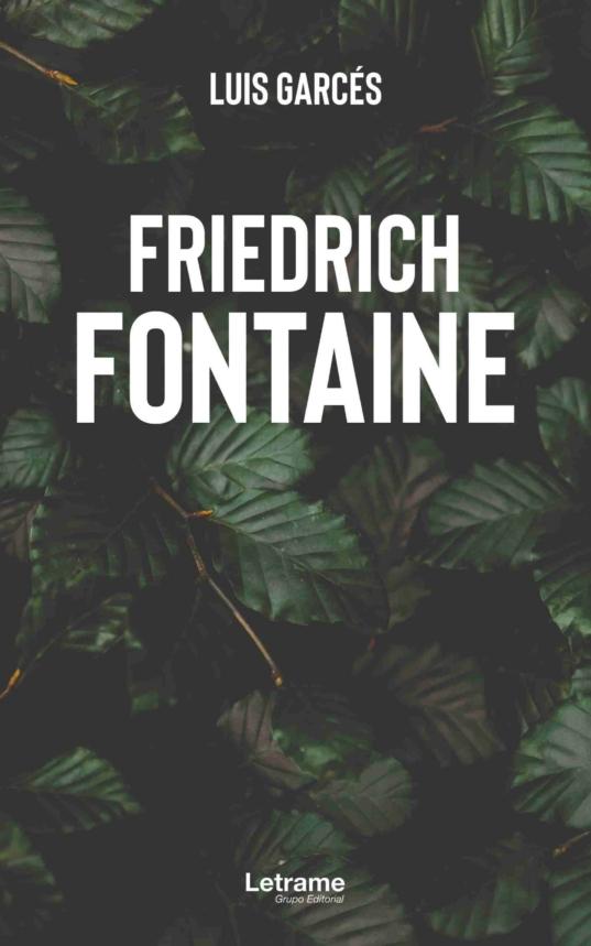 FRIEDRICH FONTAINE