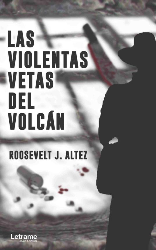 Las violentas vetas del volcán