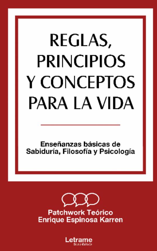 Reglas principios y conceptos