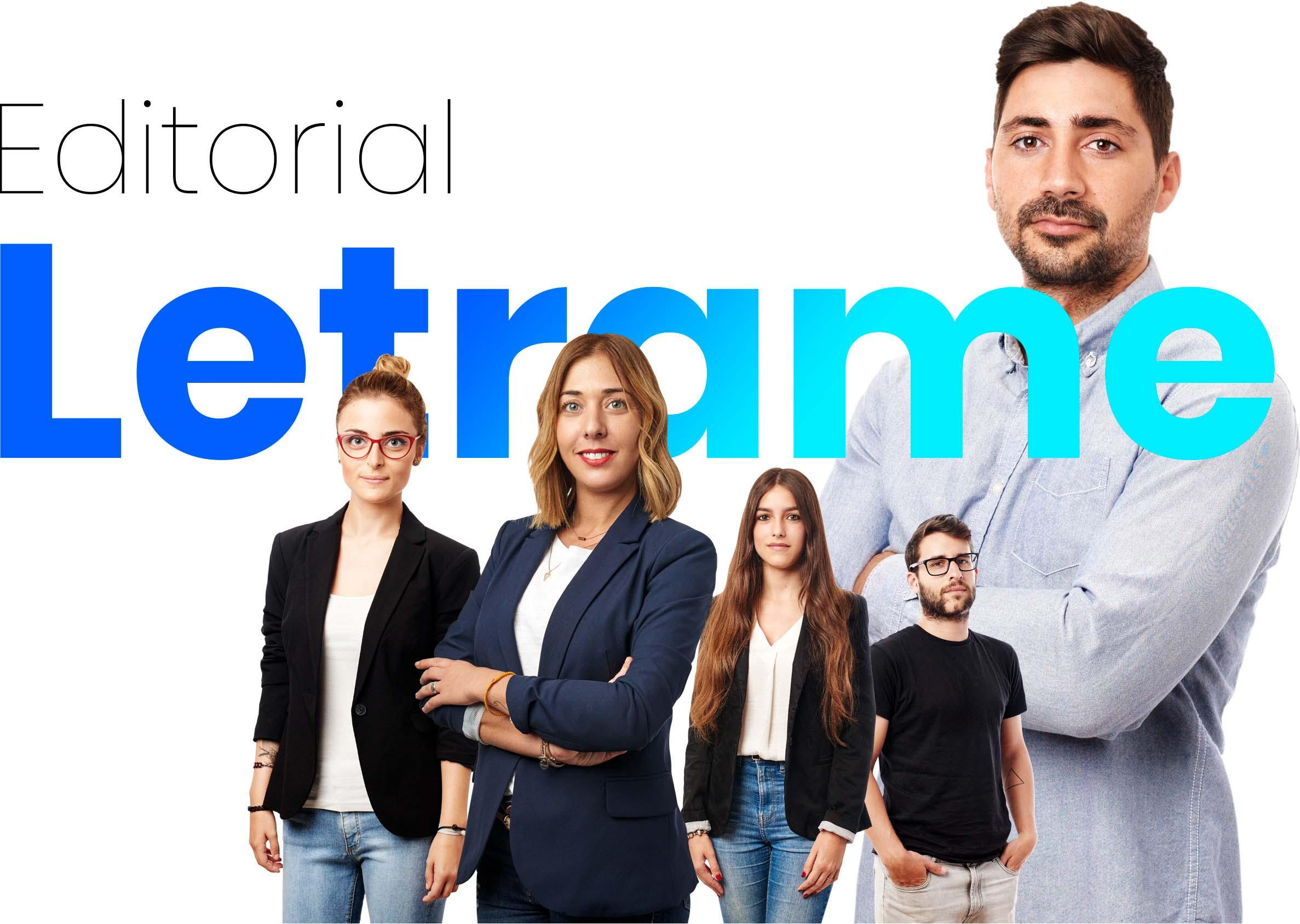 Equipo Grupo Editorial Letrame