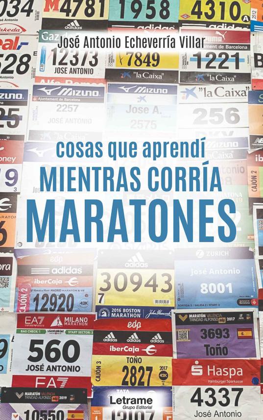 Cosas que aprendi mientras corria maratones