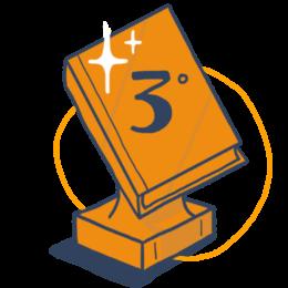Icono Premio finalista Letrame 2