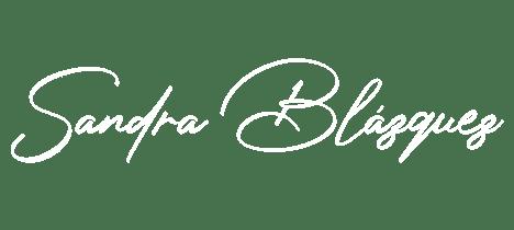 Firma Sandra Blázquez